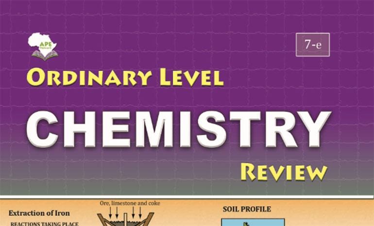 Ordinary level Chemistry Revew