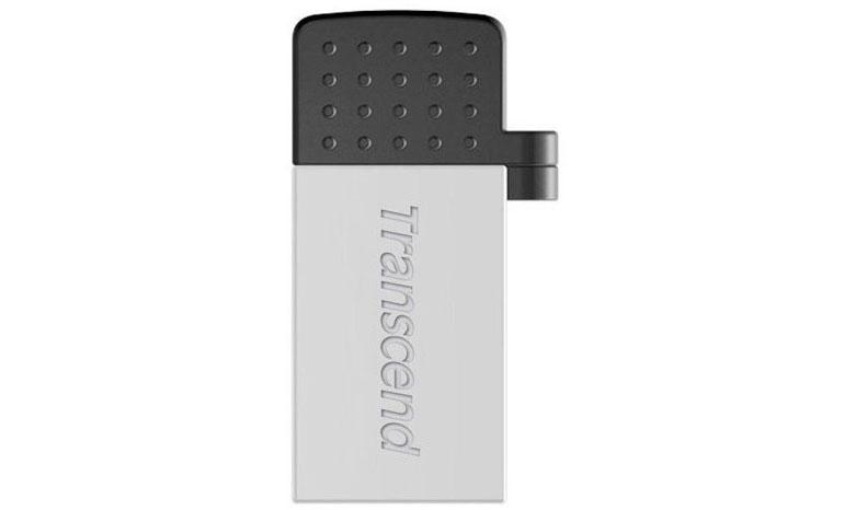 16GB JETFLASH 380, SILVER PLATING