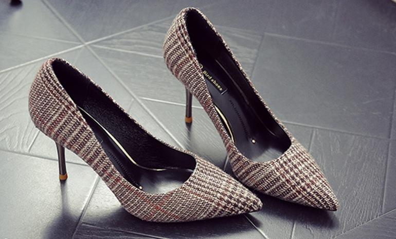 new heels style