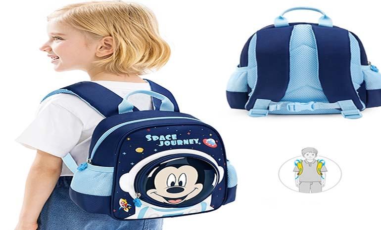 Disney kindergarten schoolbag for boys and girls 2-5 years old