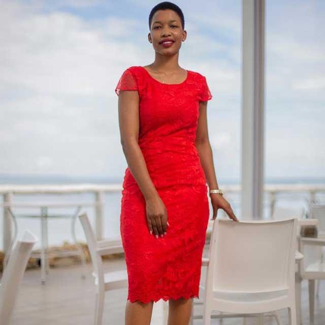 Elegant looking dress differrent colors