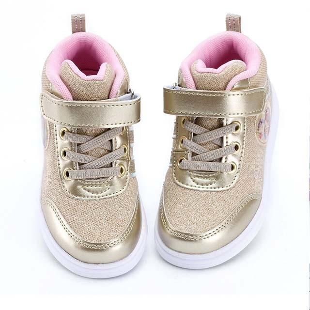 Girls sport shoes soft bottom travels