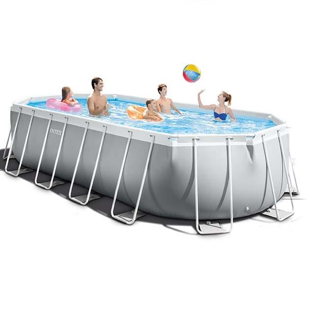 Intex bracket large children's pool