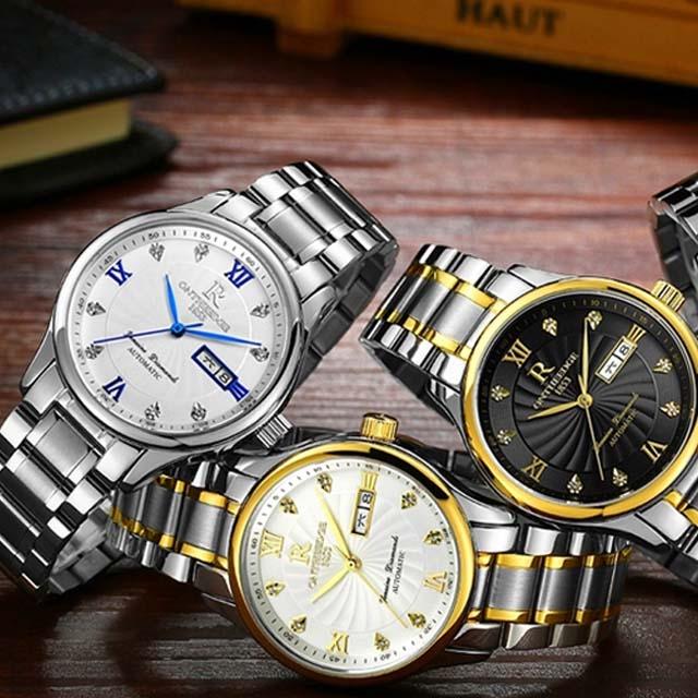 Classic Waterproof watch, multiple colors