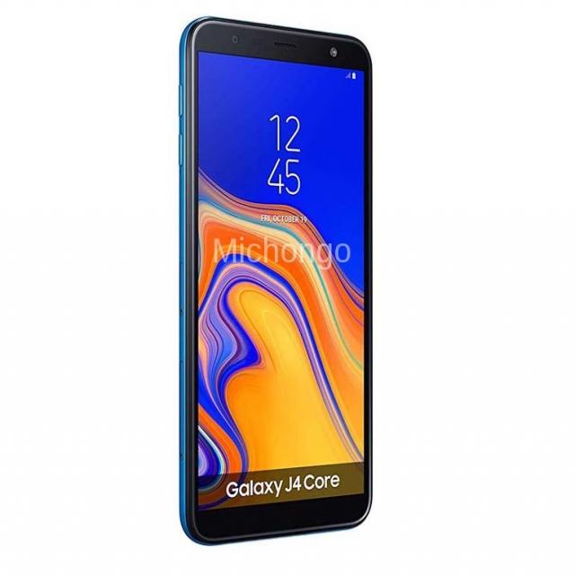 Samsung Galaxy J4 Core Dual Sim - 16GB, 1GB RAM, 4G LTE, Blue