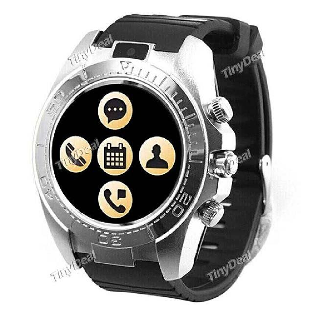 Tza0030 Smartwatch - Black