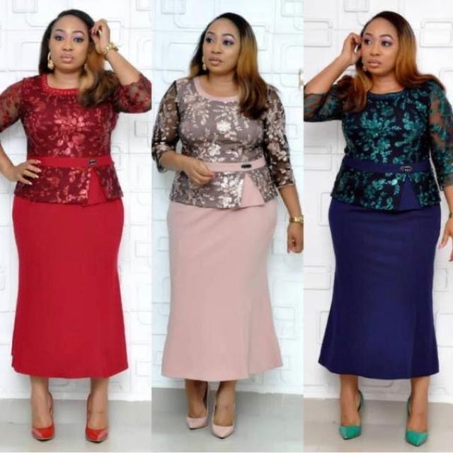elegant short sleeve lace dresses