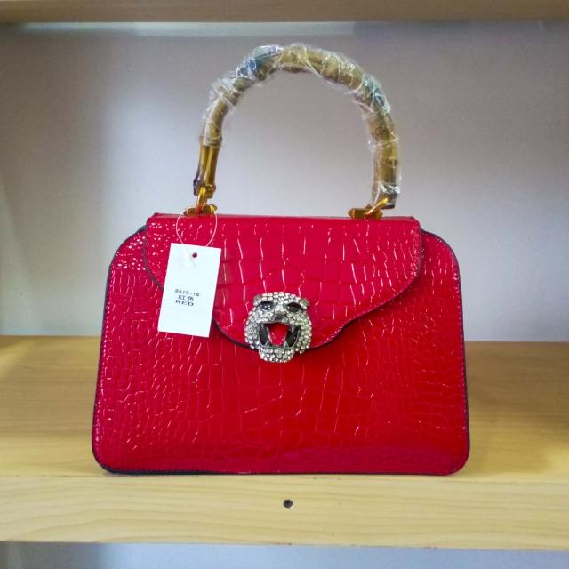 Red Women Stylish Hand Bag