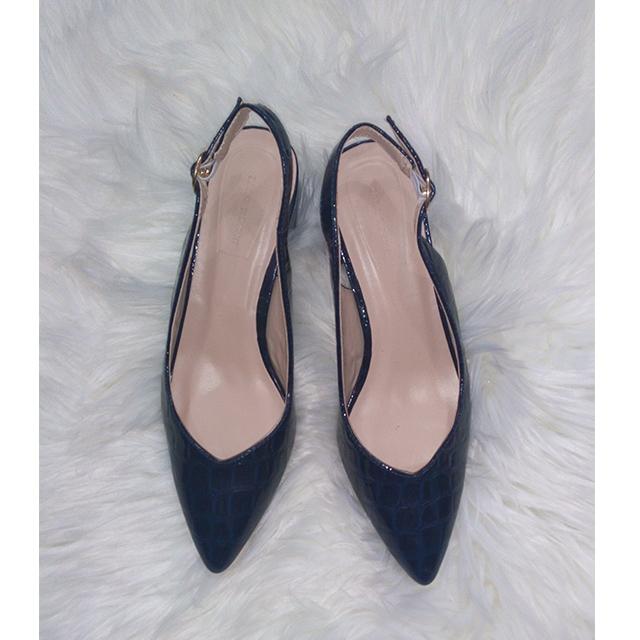 ZARA Black High Heel