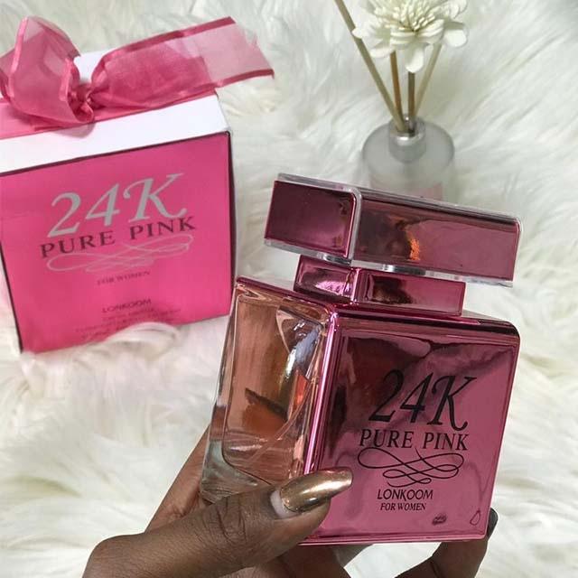 24K PURE perfume