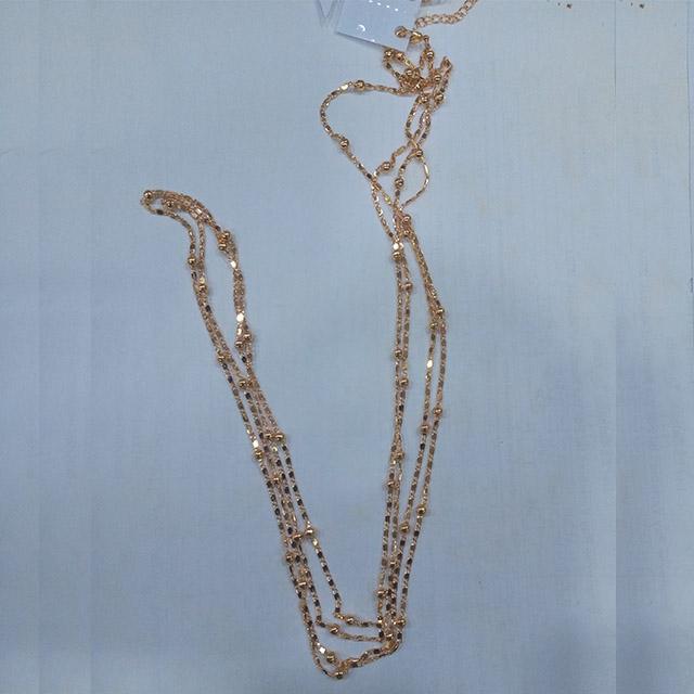 Ladies Gold Plate waist chain