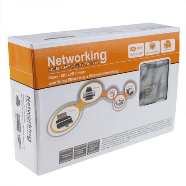 NETWORKING USB SERVER/HUB