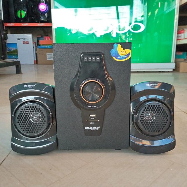 DeMo - aborder 2 speaker Music system