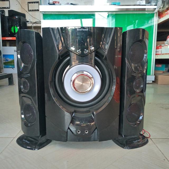 DeMo - seaPiano 2 long speaker Music system