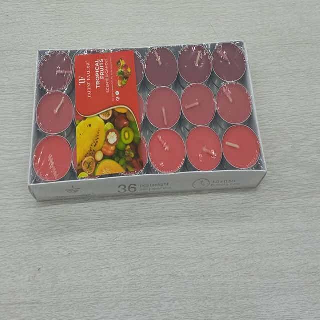 Wanlong -Tea Candles 30pcs