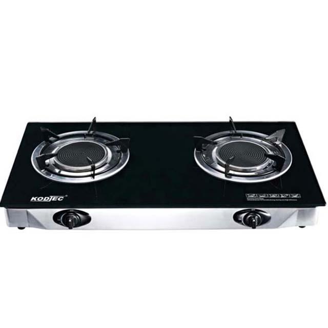 KODTEC Gas double stove